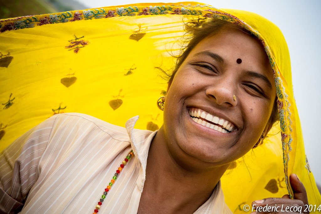 Indian portraits